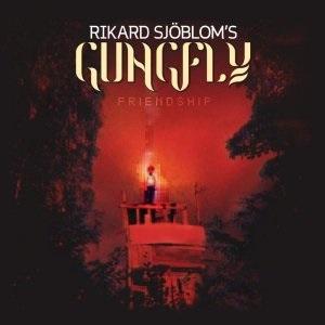 Rikard Sjöblom's Gungfly Cover