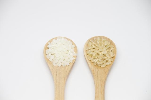白米と玄米
