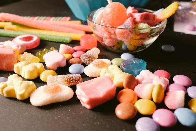 お菓子色々