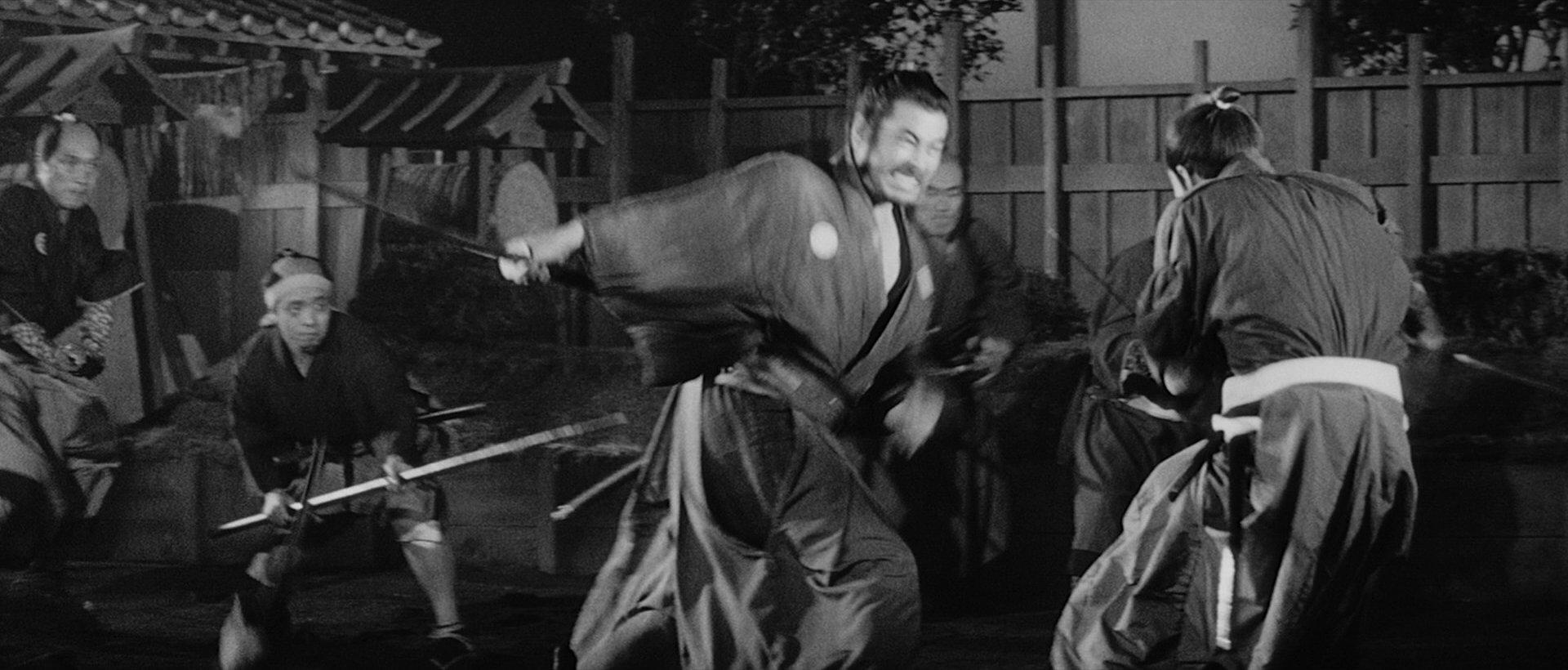『椿三十郎』30人斬り