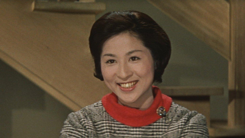 香川京子さん『モスラ』より