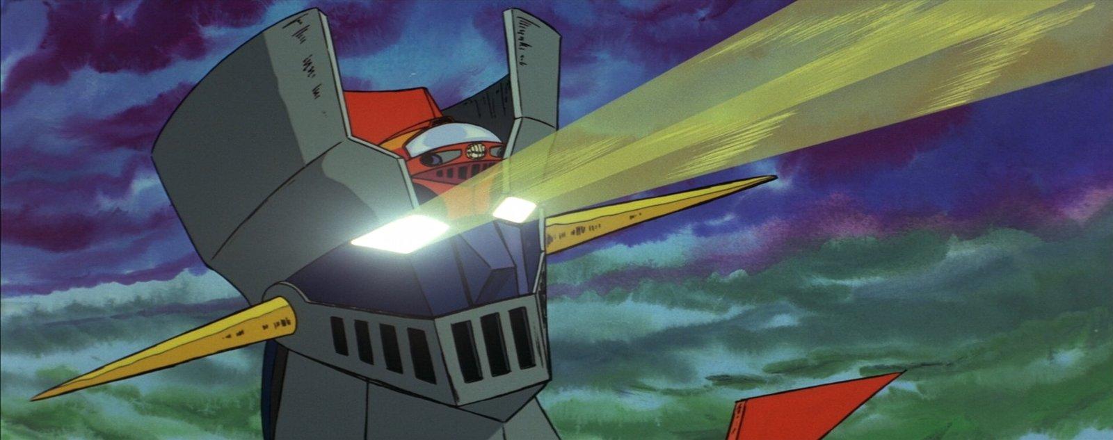 『マジンガーZ』光子力ビーム