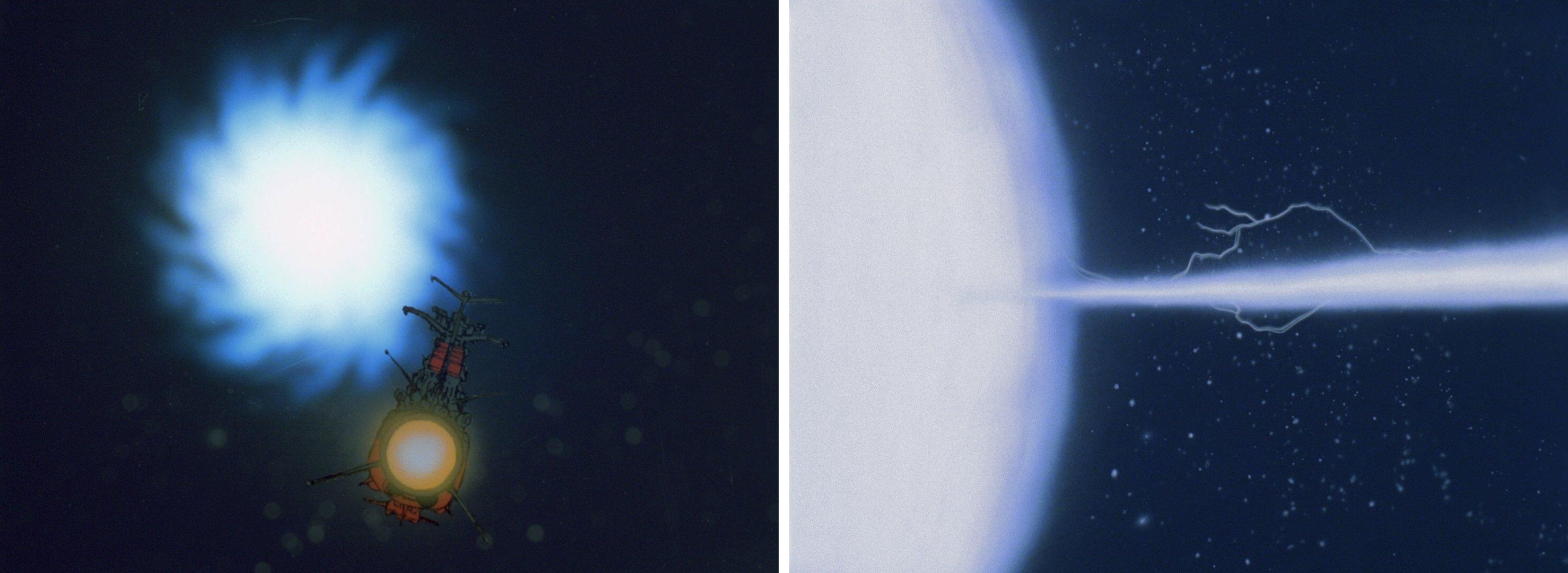 『さらば宇宙戦艦ヤマト』ヤマトの集束波動砲