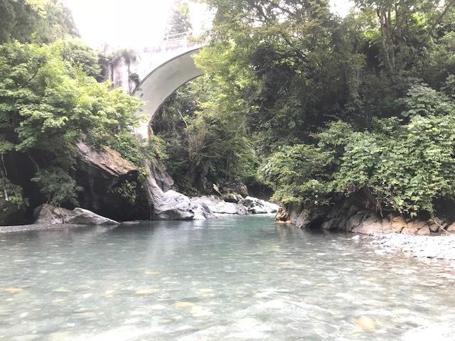 2018残り1週間 初の小滝川24