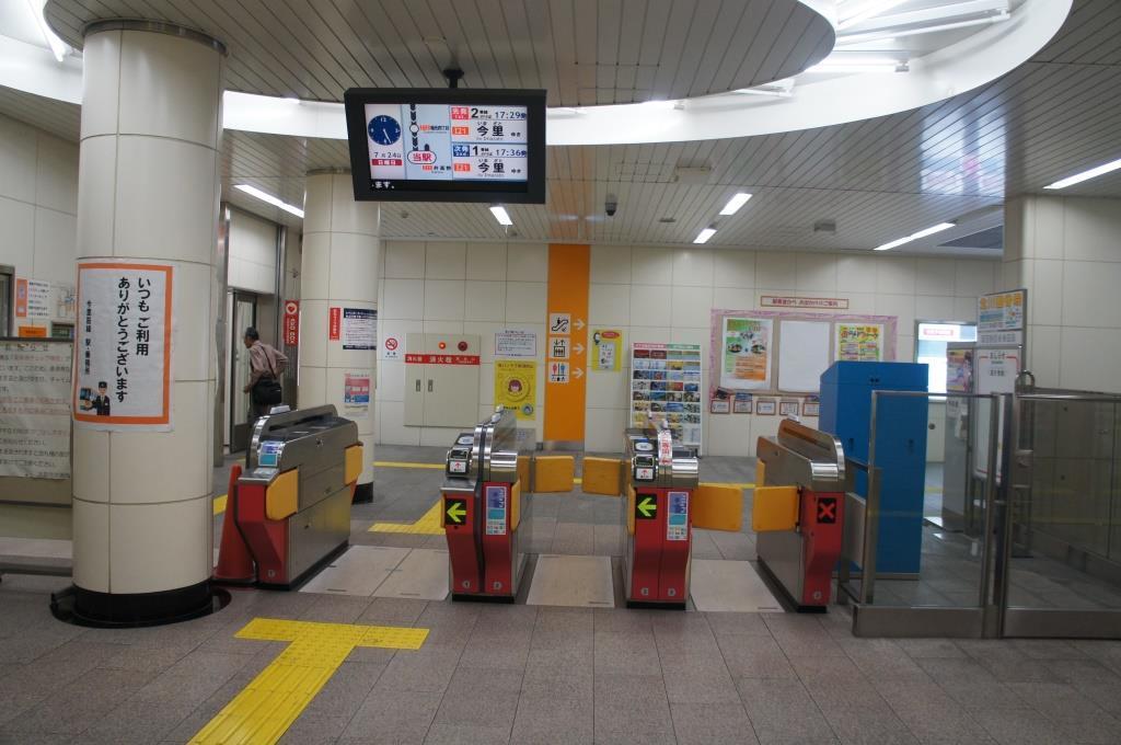 井高野駅04