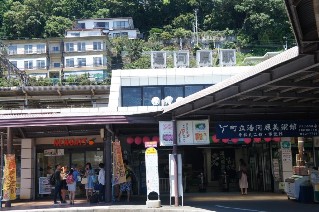 湯河原駅01