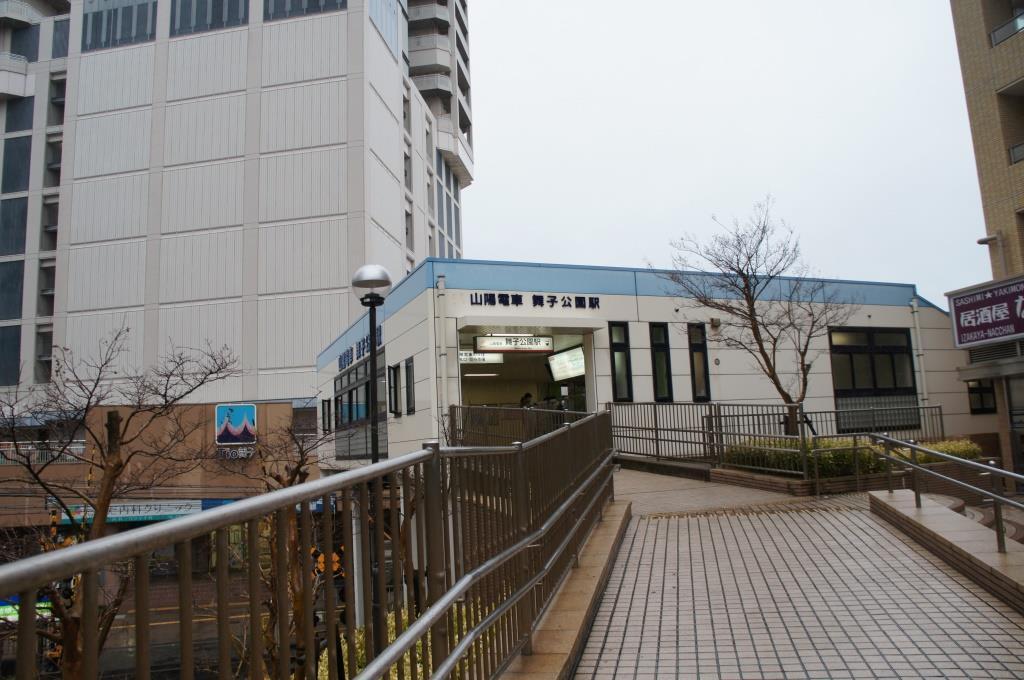 舞子公園駅07