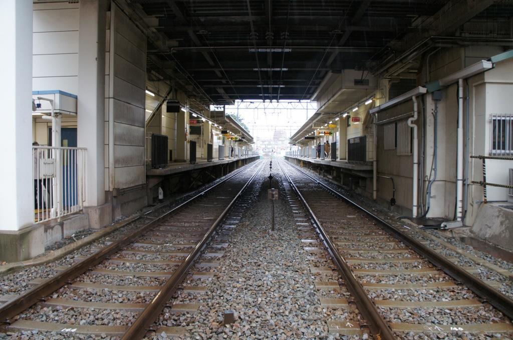 舞子公園駅11