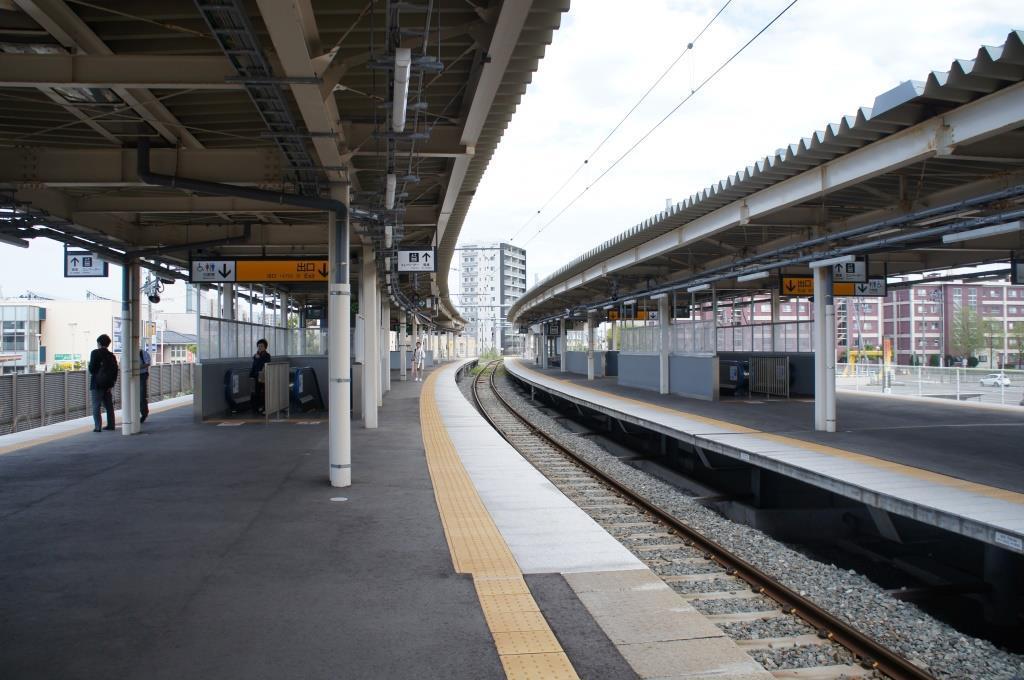 白山駅10