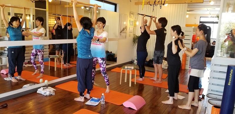 静岡・美しい身体をつくるセミナーシリーズ開催しました!