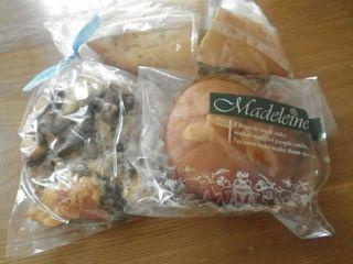 Mさんのパン