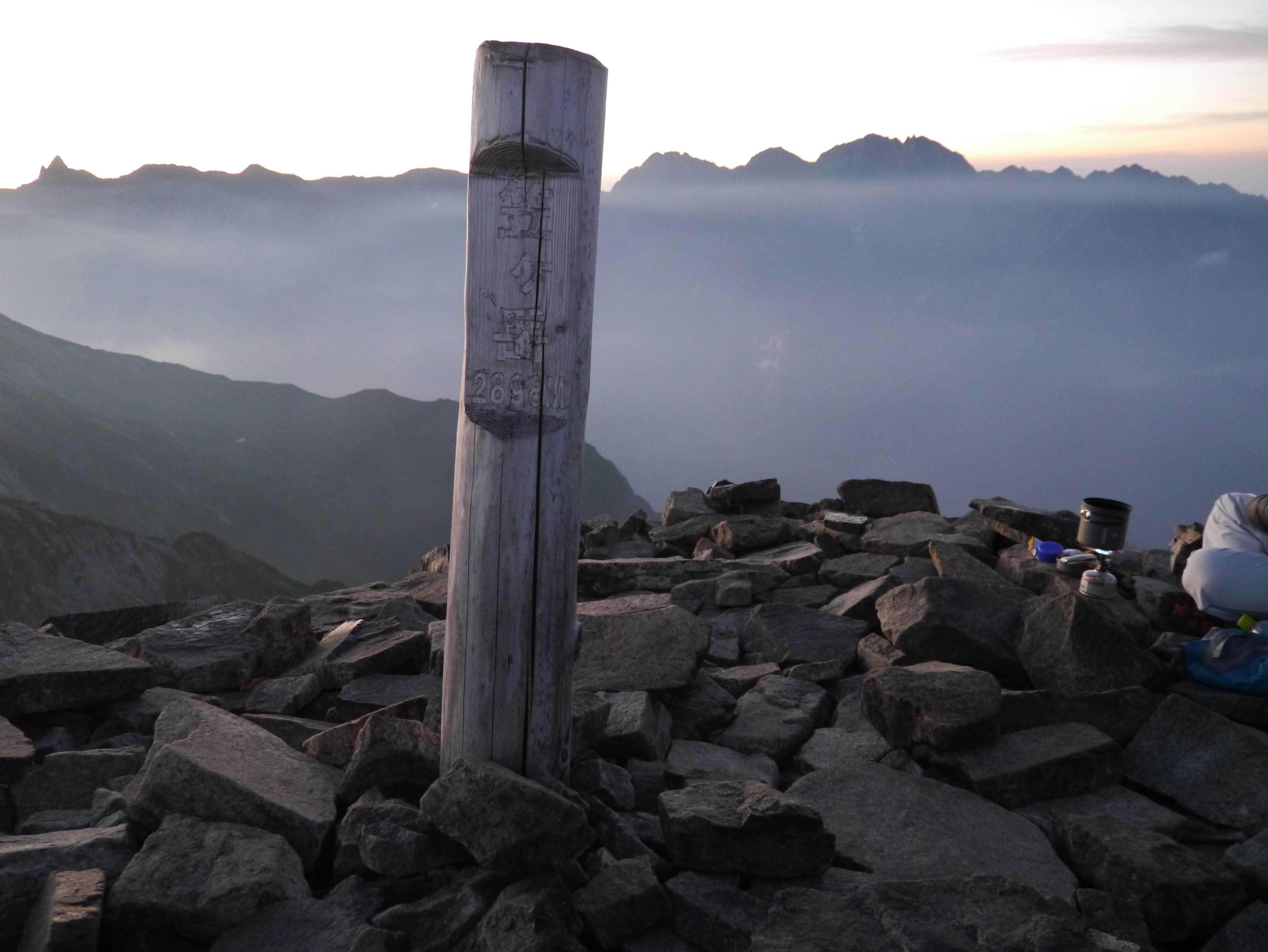 笠ヶ岳C_180719
