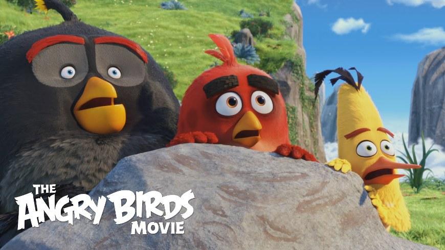 Angry Birdsゲーム「アングリーバード」