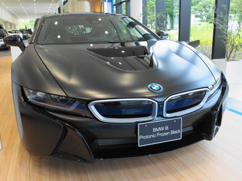 BMW GROUP Tokyo Bay_i8