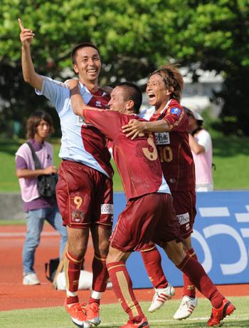 FC琉球 選手