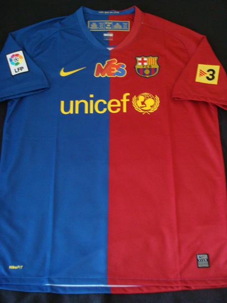 08/09 FC BARCELONA (H)