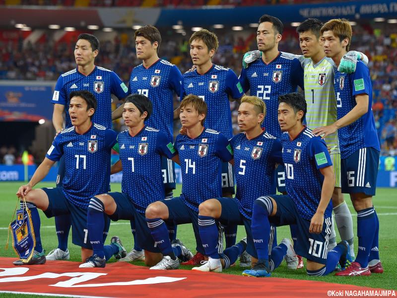 最新FIFAランク発表!日本はアジア3位変わらず54位、ベルギーが世界王者に並ぶ!