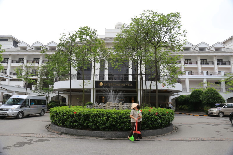 ホテル インターコンチネンタル ハノイ