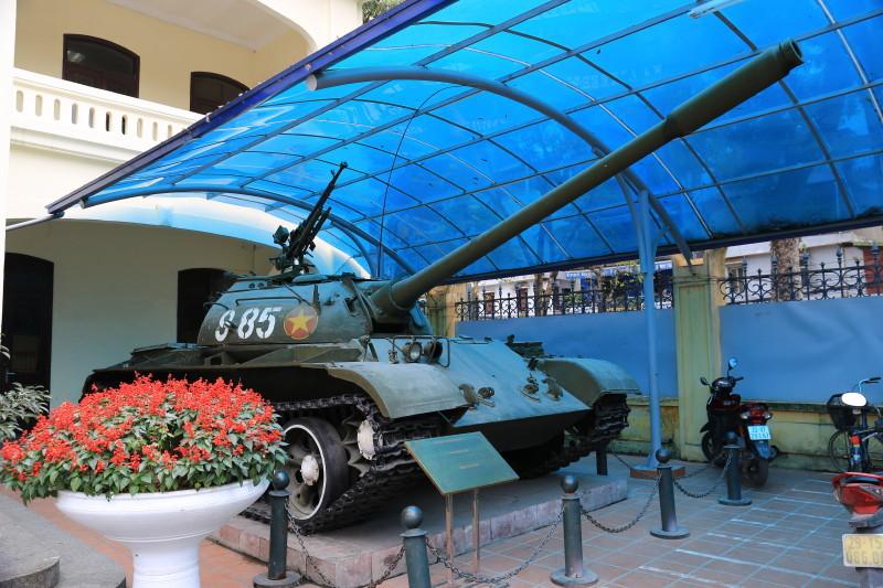 ベトナム戦争 博物館