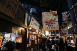 黒潮市場 海鮮丼 ランチ