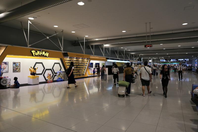 関西空港 JAL