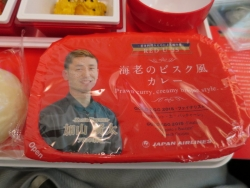 JL751 成田 ハノイ 機内食 U-35