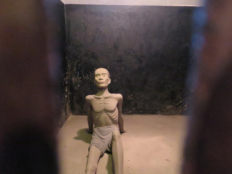 ホアロー収容所 ハノイ ベトナム