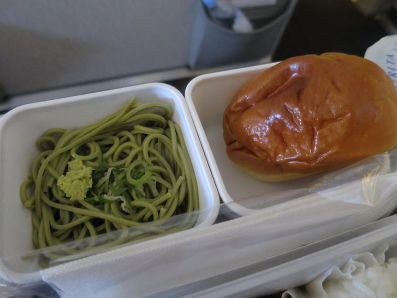 CX503 機内食 関西-香港