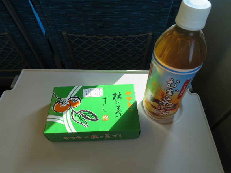 新大阪 駅弁 柿の葉寿司 四季彩