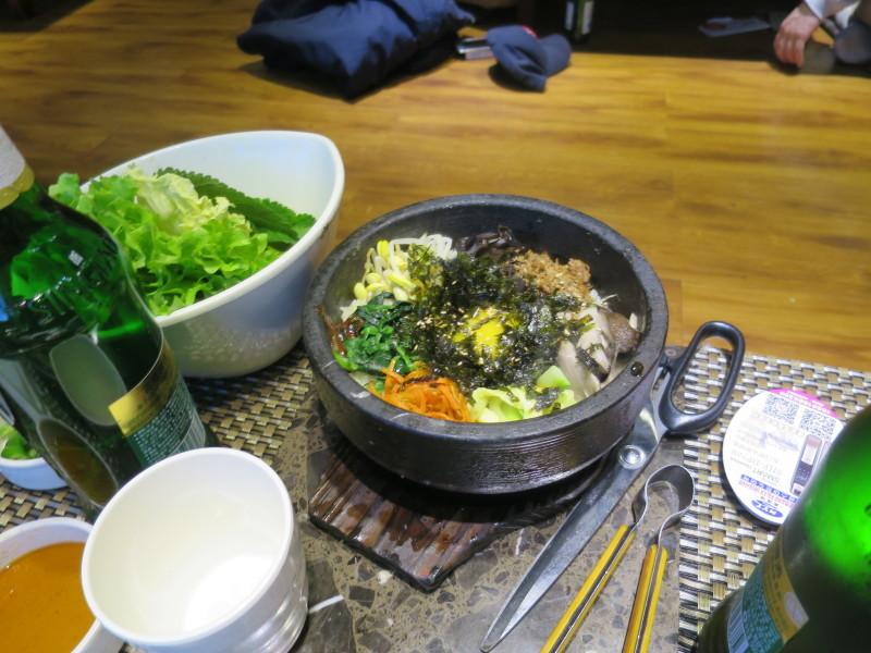 青島 食事