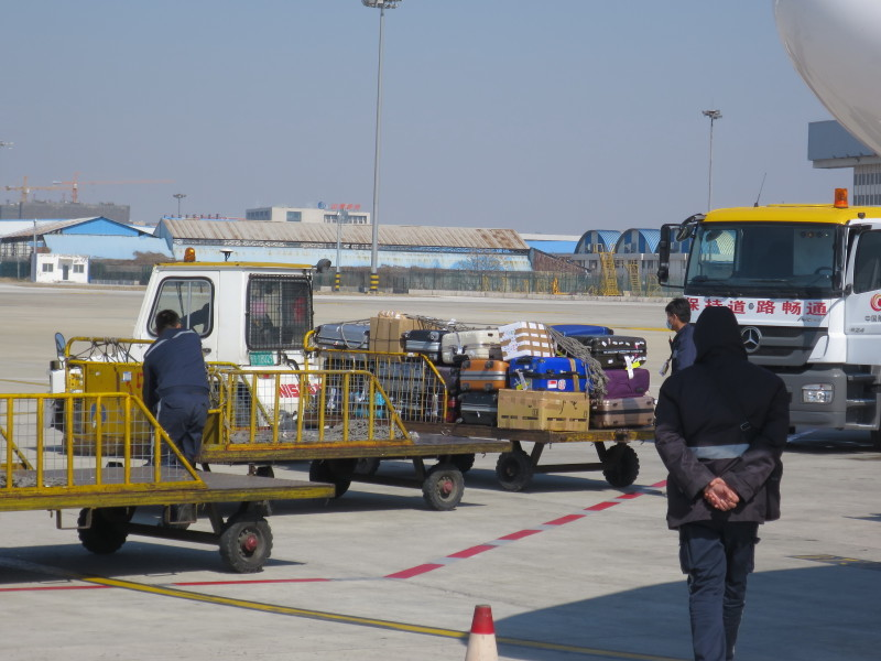 中国東方航空 搭乗記 エコノミー