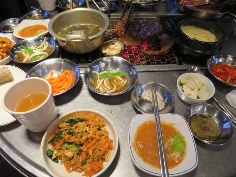 青島 焼肉 韓国風