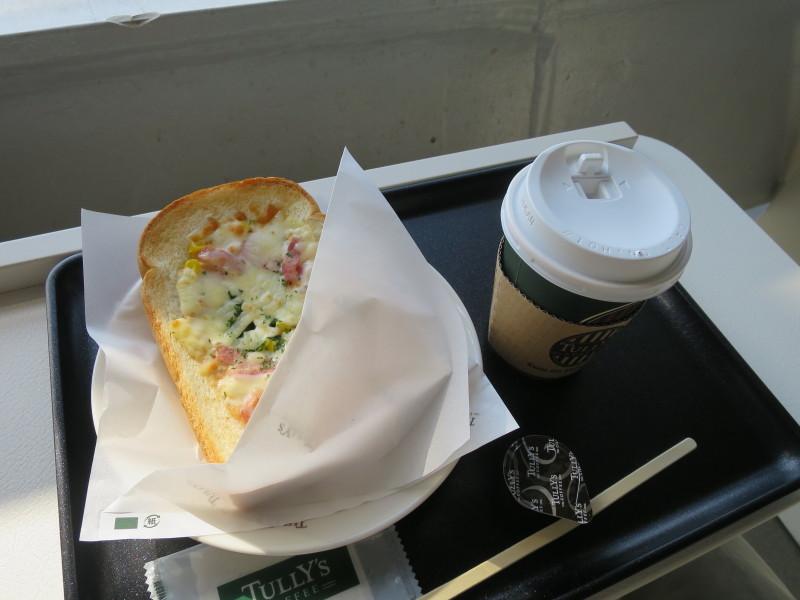 関西空港 北ターミナル 朝食