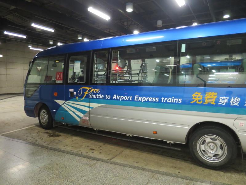 香港 バス 無料
