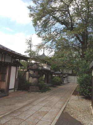 180924お寺さん