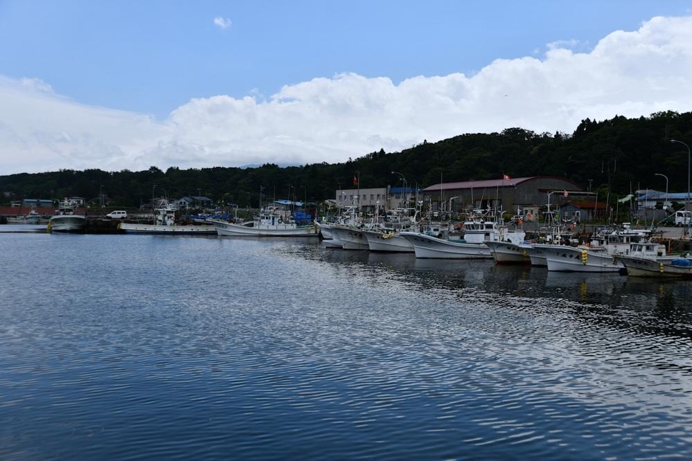 6鹿部漁港