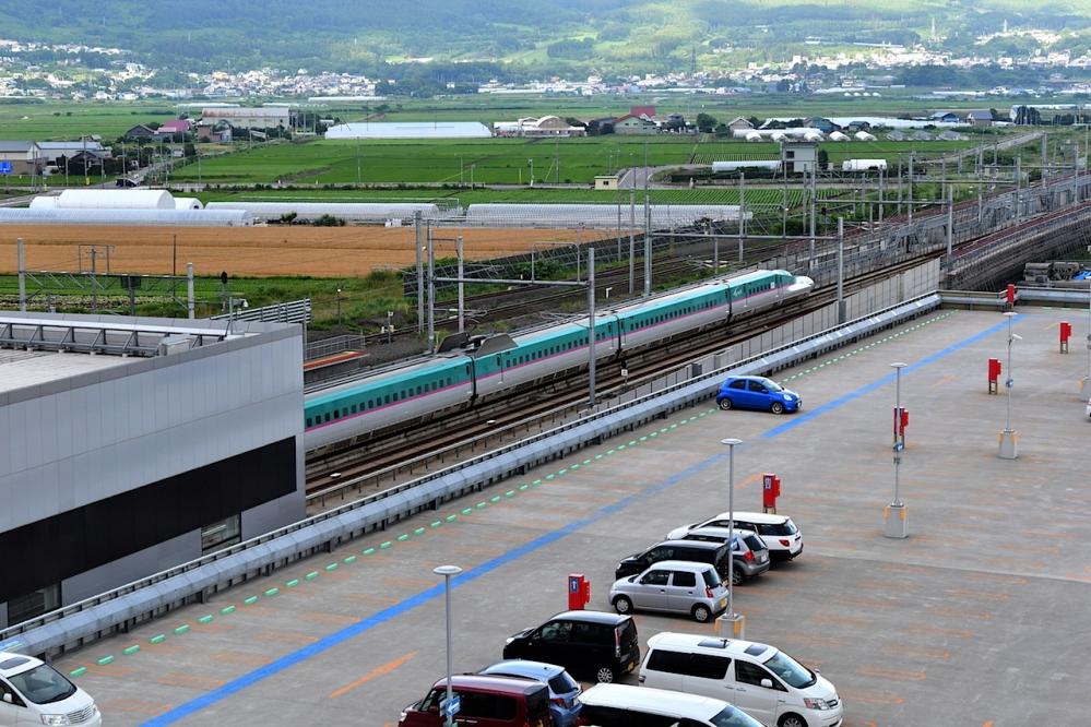 9新函館北斗駅