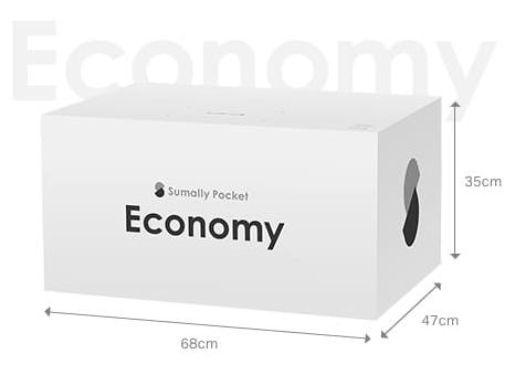 エコノミーラージ箱