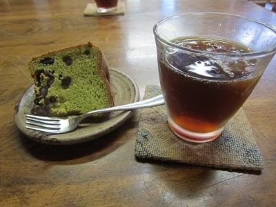 アイスコーヒーとケーキ (2)-3