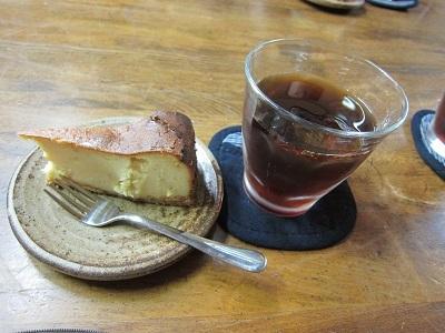 レモンベークドチーズー1