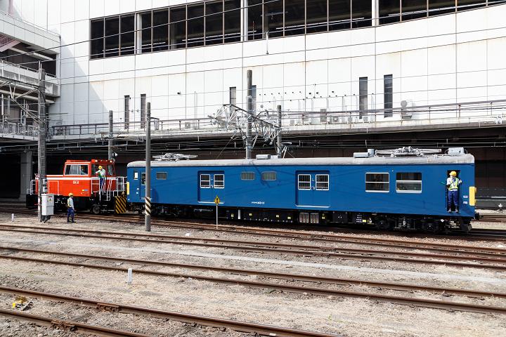 クモヤ143-355s