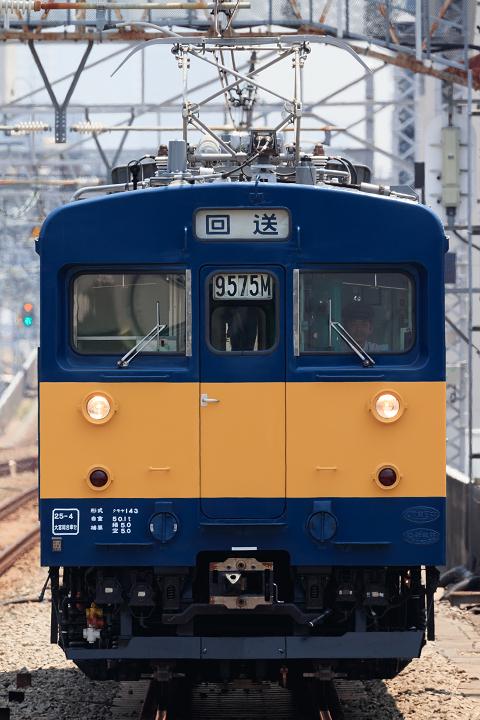 クモヤ143-401s