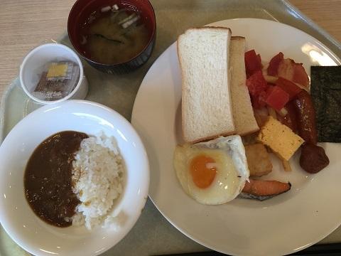 京王プラザ朝食