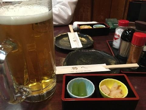 鶴八ビール