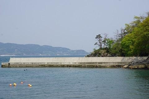 岩井沢漁港2