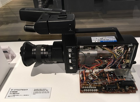 17ビデオカメラ