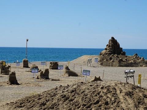 砂像全景1