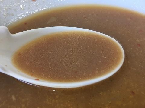野菜味噌スープ