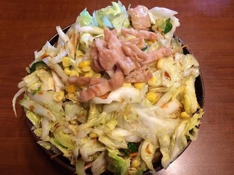 野菜鉄砲2