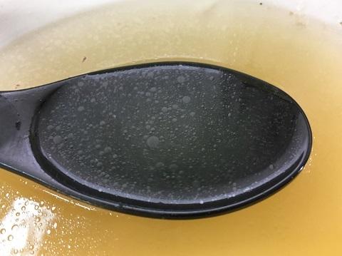 塩海老スープ